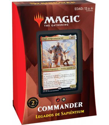 Magic the Gathering: Strixhaven - Mazo Commander (Legados de Sapiéntium)
