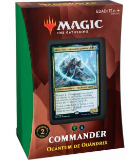 Magic the Gathering: Strixhaven - Mazo Commander (Quántum de Quándrix)