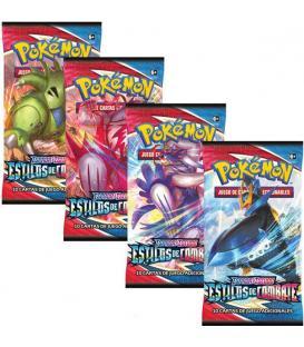Pokémon: Espada y Escudo - Estilos de Combate (Sobre)