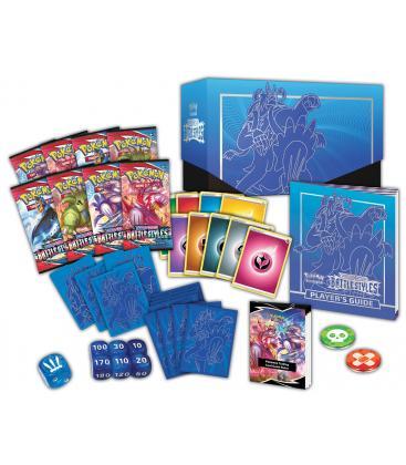Pokemon: Espada y Escudo - Estilos de Combate (Caja de Entrenador Élite Azul)