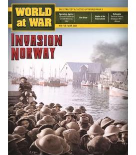 World at War 76: Invasion Norway (Inglés)