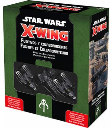 Star Wars X-Wing 2.0: Fugitivos y Colaboradores