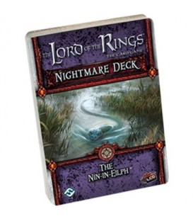 Nightmare Deck: The Nin-In-Eilph (Inglés)