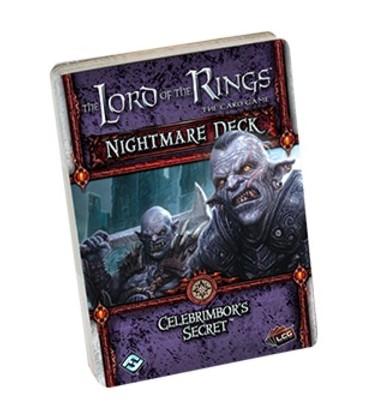 Nightmare Deck: Celebrimbor's Secret (Inglés)