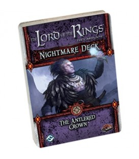 Nightmare Deck: The Antlered Crown (Inglés)