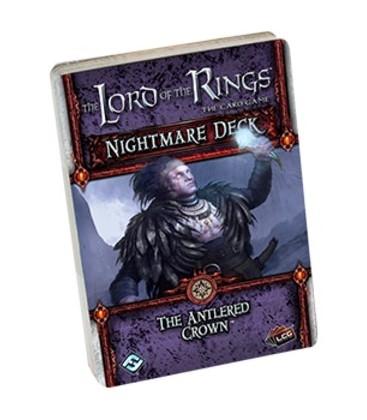 Nightmare Deck: The Antlered Crown (Inglés)