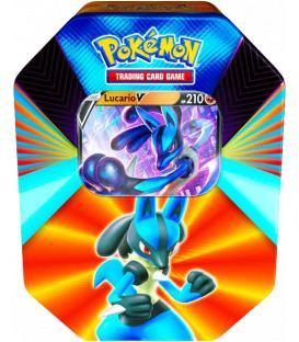 Pokemon: V Forces - Lucario V (Lata)