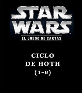 Star Wars LCG: Pack Ciclo de Hoth (6 Capítulos)