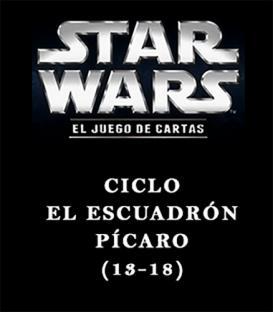 Star Wars LCG: Pack Ciclo El Escuadrón Pícaro (6 Capítulos)