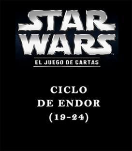 Star Wars LCG: Pack Ciclo de Endor (6 Capítulos)