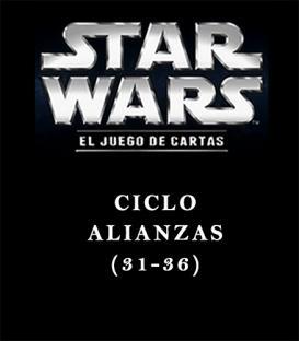 Star Wars LCG: Pack Ciclo Alianzas (6 Capítulos)