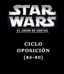 Star Wars LCG: Pack Ciclo Oposición (6 Capítulos)