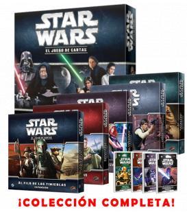 Pack Colección Completa Star Wars LCG