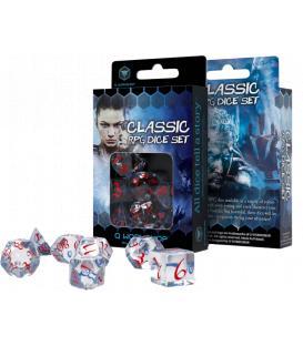 Q-Workshop: Classic RPG (Translucent & Blue-Red)