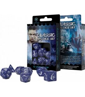 Q-Workshop: Classic RPG (Cobalt & White)