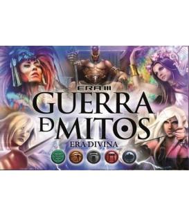 Guerra de Mitos 9: Era Divina + 3 Promos