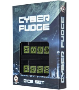 Q-Workshop: Cyberfudge (Verde/Negro)