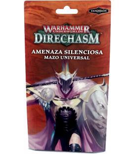 Warhammer Underworlds: Direchasm: Amenaza Silenciosa (Mazo universal)