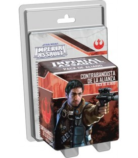 Star Wars Imperial Assault: Contrabandista de la Alianza