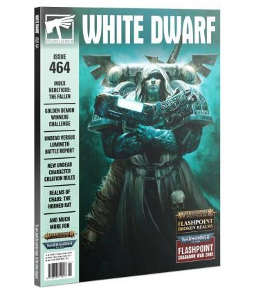 White Dwarf: April 2021 - Issue 464 (Inglés)