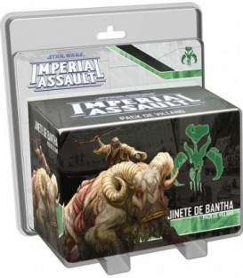 Star Wars Imperial Assault: Jinete de Bantha