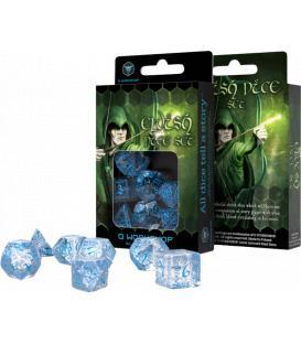 Q-Workshop: Elvish (Translucent & Blue)