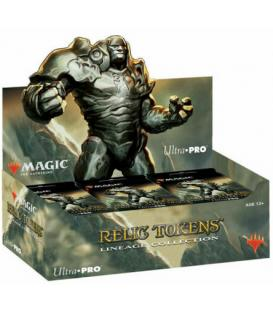 Magic the Gathering: Relic Tokens Lineage Collection (Display 24 sobres)