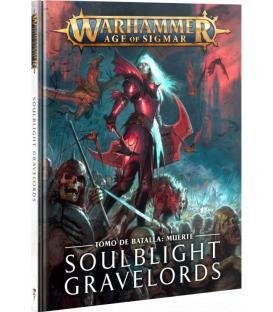 Warhammer Age of Sigmar: Soulblight Gravelords (Tomo de Batalla)