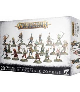 Warhammer Age of Sigmar: Soulblight Gravelords (Deadwalker Zombies)