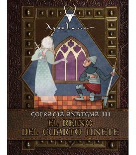 Aquelarre: Cofradía Anatema 3 (El Reino del Cuarto Jinete)