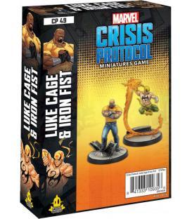 Marvel Crisis Protocol: Luke Cage & Iron Fist (Inglés)