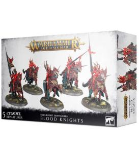 Warhammer Age of Sigmar: Soulblight Gravelords (Blood Knights)
