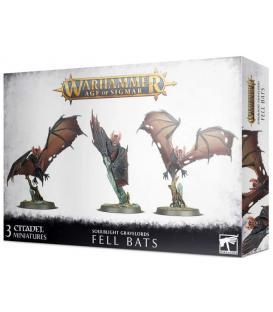 Warhammer Age of Sigmar: Soulblight Gravelords (Fell Bats)