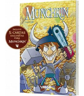 Munchkin Cómic: Volumen Dos