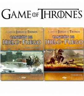 Pack El Arte de Juego de Tronos (Volumen I y II)