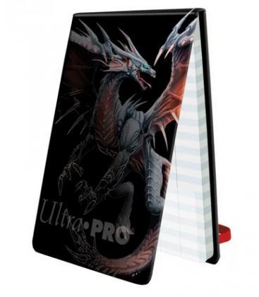 Ultra Pro Black Dragon Life Pad