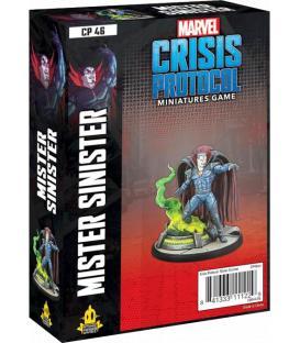 Marvel Crisis Protocol: Mister Sinister (Inglés)