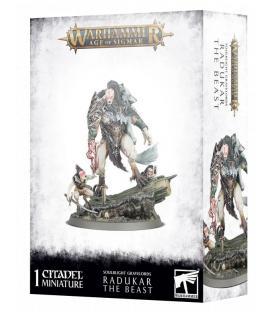 Warhammer Age of Sigmar: Soulblight Gravelords (Radukar, The Beast)