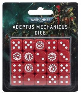 Warhammer 40,000: Adeptus Mechanicus (Dice)