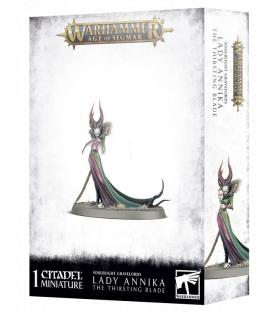Warhammer Age of Sigmar: Soulblight Gravelords (Lady Annika)