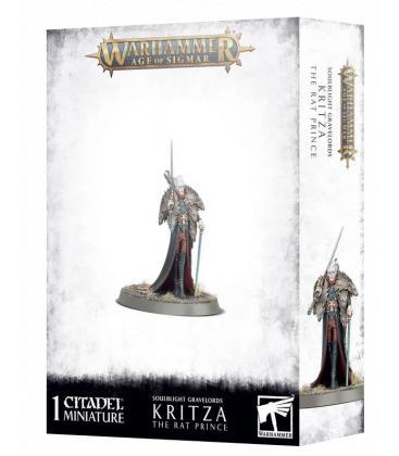 Warhammer Age of Sigmar: Soulblight Gravelords (Kritza)