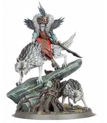 Warhammer Age of Sigmar: Soulblight Gravelords (Belladamma Volga)