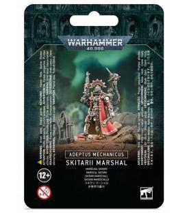 Warhammer 40,000: Adeptus Mechanicus (Skitarii Marshal)