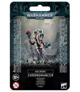 Warhammer 40,000: Necrons (Chronomancer)