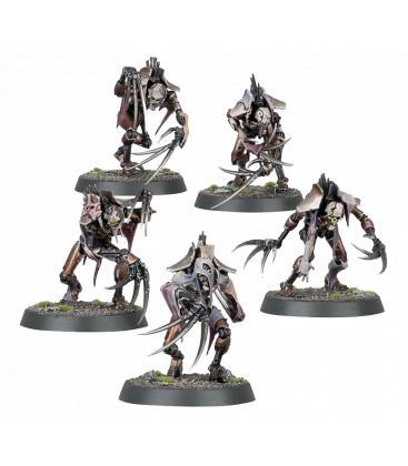 Warhammer 40,000: Necrons (Flayed Ones)
