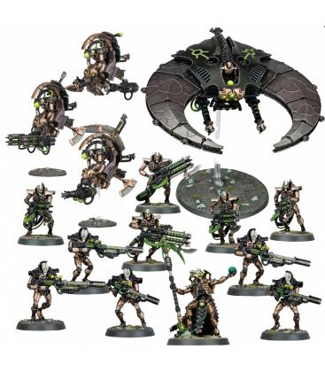 Warhammer 40,000: Necrons (Combat Patrol)