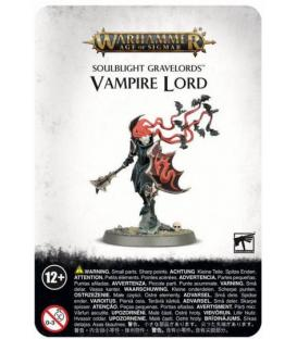 Warhammer Age of Sigmar: Soulblight Gravelords (Vampire Lord)