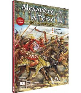Alexandre Contre la Perse (Inglés)
