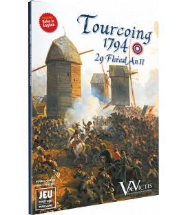 Tourcoing 1794 (Inglés)