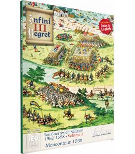 Avec Infini Regret III: Moncontour 1569 (Inglés)